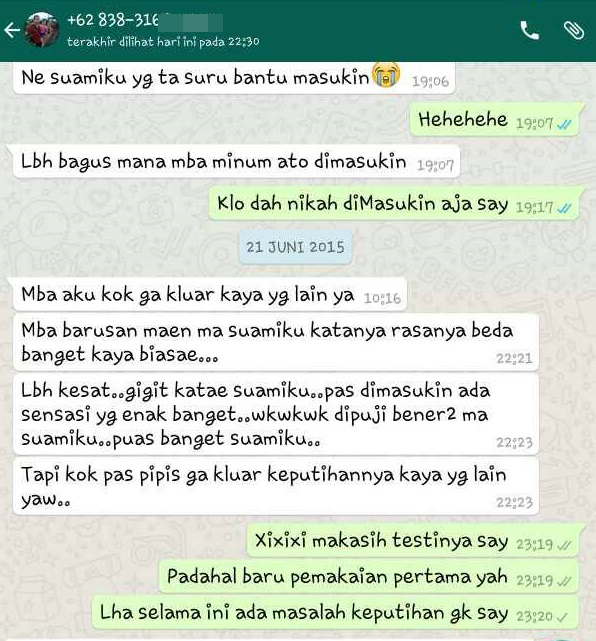 Testimoni Majakani Kanza Aceh Original