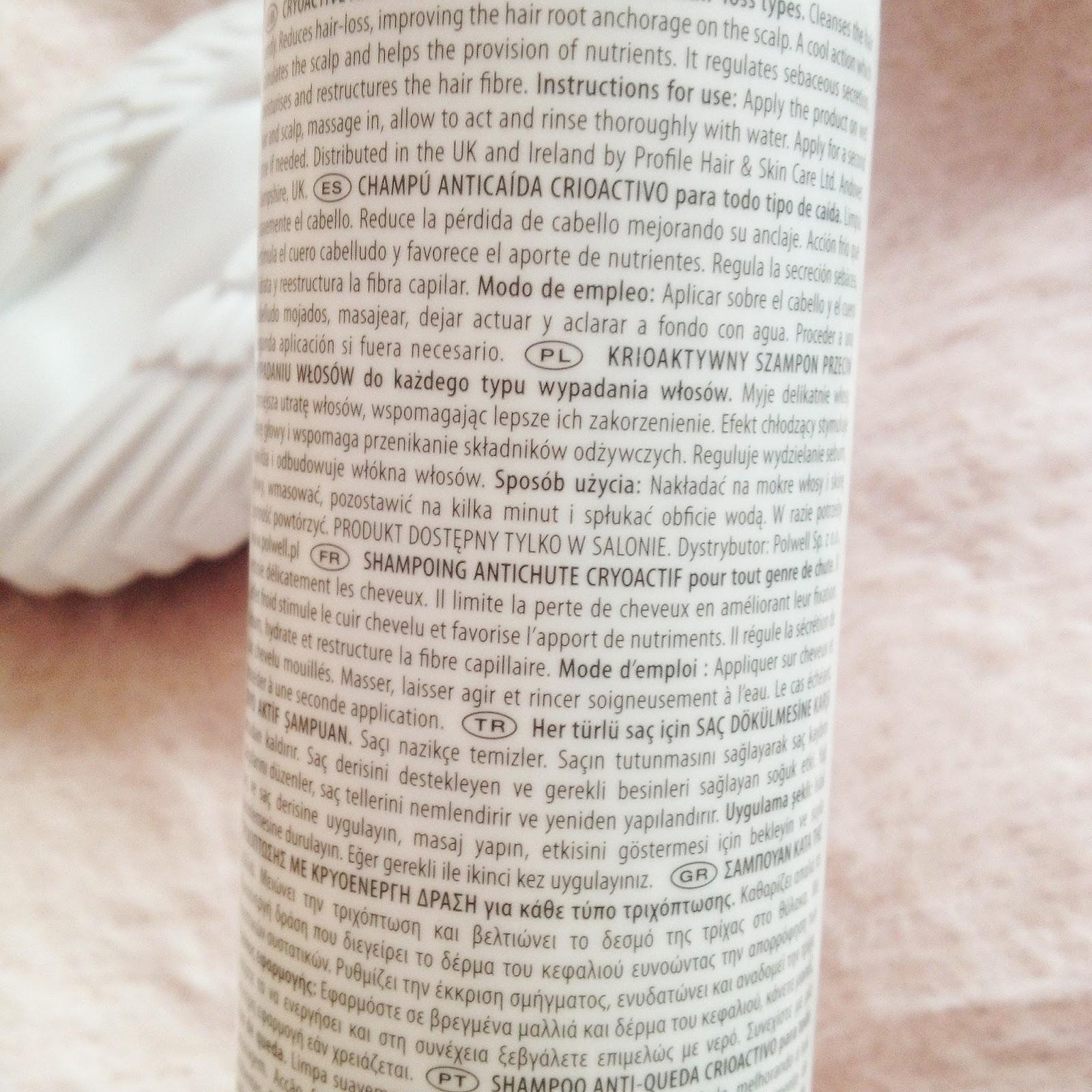 szampon montibello