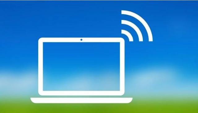Cara Connect Wifi Windows 10