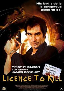 James Bond 007 Licence to Kill (1989) 007 รหัสสังหาร  ภาค 16