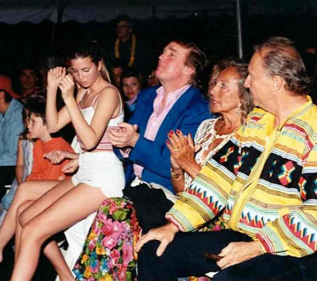 Donald Trump ve Ivanka Trump
