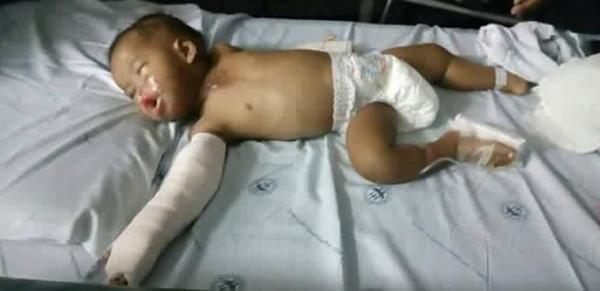 Bapa Tiri Ro9ol Bayi Umur 1 Tahun Hingga Kemaluan Terkoyak, Ini KISAH SEBENAR Yang Berlaku!