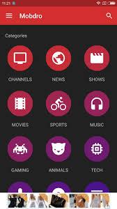 Télécharger MobDro pour Pc (ordinateur) Il n'existe pas de version gratuite ni premium de MobDro pour Ordinateur, mais il est possible d'installer l'apk de Mobdro gratuitement sur PC grâce à un émulateur Android. Un émulateur Android est le logiciel qui nous permettra d'installer une application Android (exemple MobDro APK) sur notre PC Windows. (ici j'utilise Memu – un de meilleurs émulateurs Android sur PC).