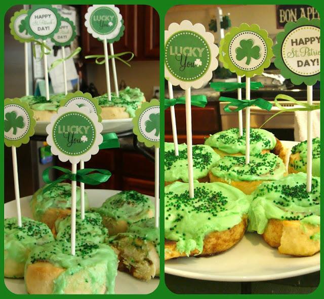 St Patrick S Day Breakfast She Brooke: Marci Coombs: FUN St. Patrick's Day Breakfast