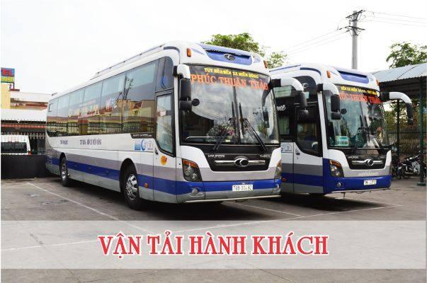 Dịch vụ vận tải hành khách - Phúc Thuận Thảo