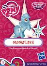 My Little Pony Wave 16A Sassaflash Blind Bag Card