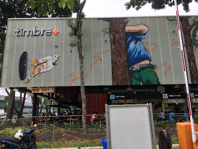 Timbre+ at 73A Ayer Rajah Crescent