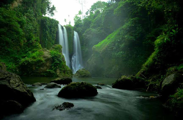 Air Terjun 'Blang Kolam