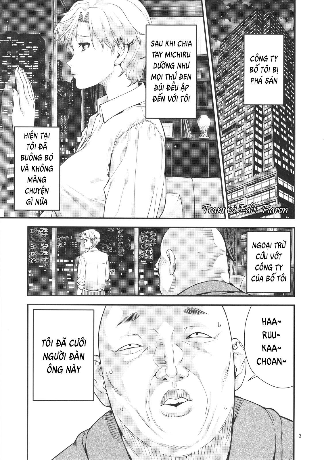 Hình ảnh 02 in Tenoh Haruka (30) ~Kozukuri Hen