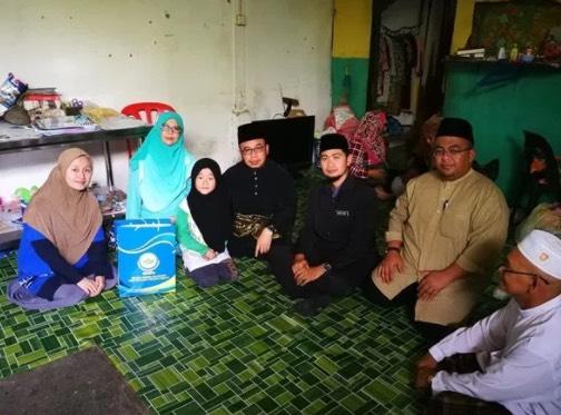 Mufti Perlis Jumpa Hidup Susah Ditinggal Suami