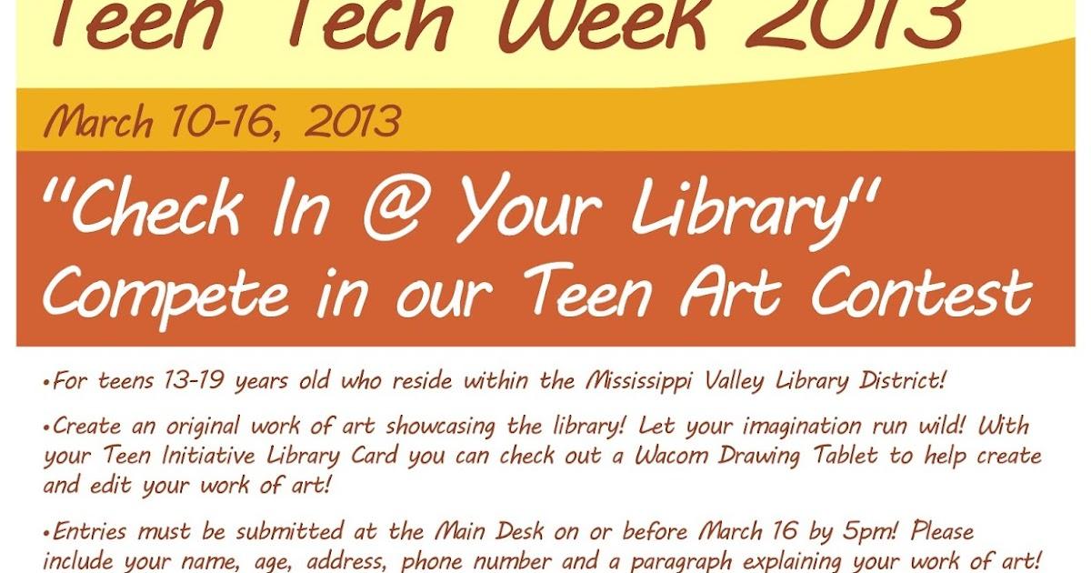 Comment Teen Blog Art Contest 33