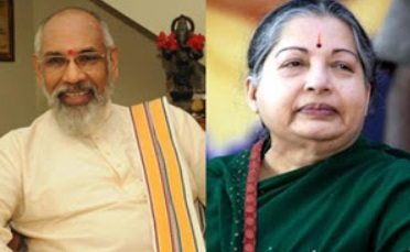 C.V.Vigneshwaran wishes to CM Jeyalalitha