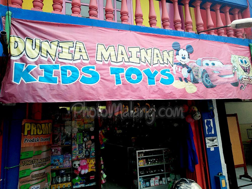 Toko Mainan Anak Anak Yang Ada Di Malang