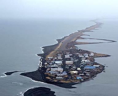 Το χωριό που σε λίγα χρόνια θα το καταπιεί ο ωκεανός