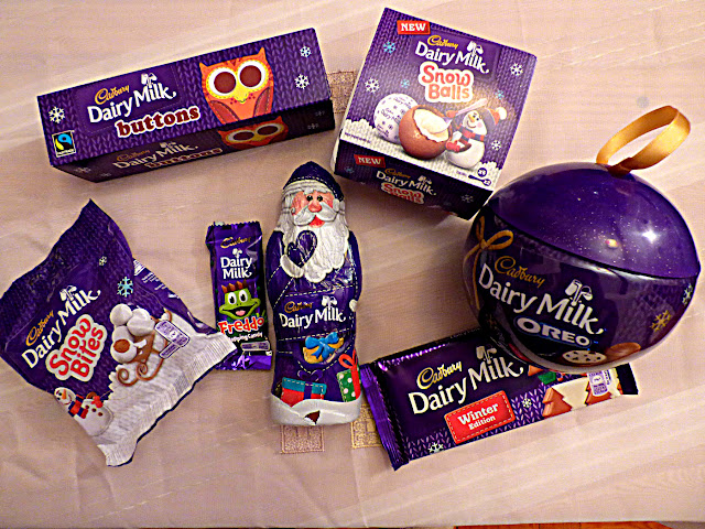 Christmas chocolate gifts
