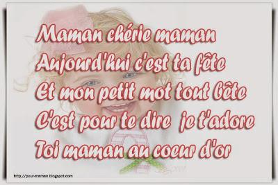 11 textes pour dire « Bonne Fête Maman »