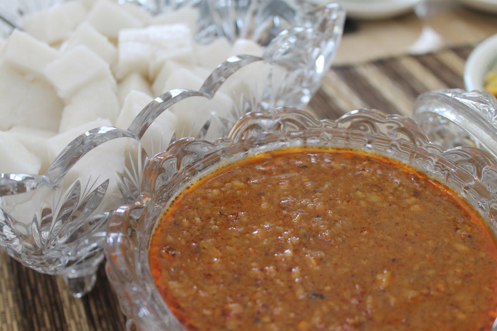 Kuah Kacang Daging Azie Kitchen
