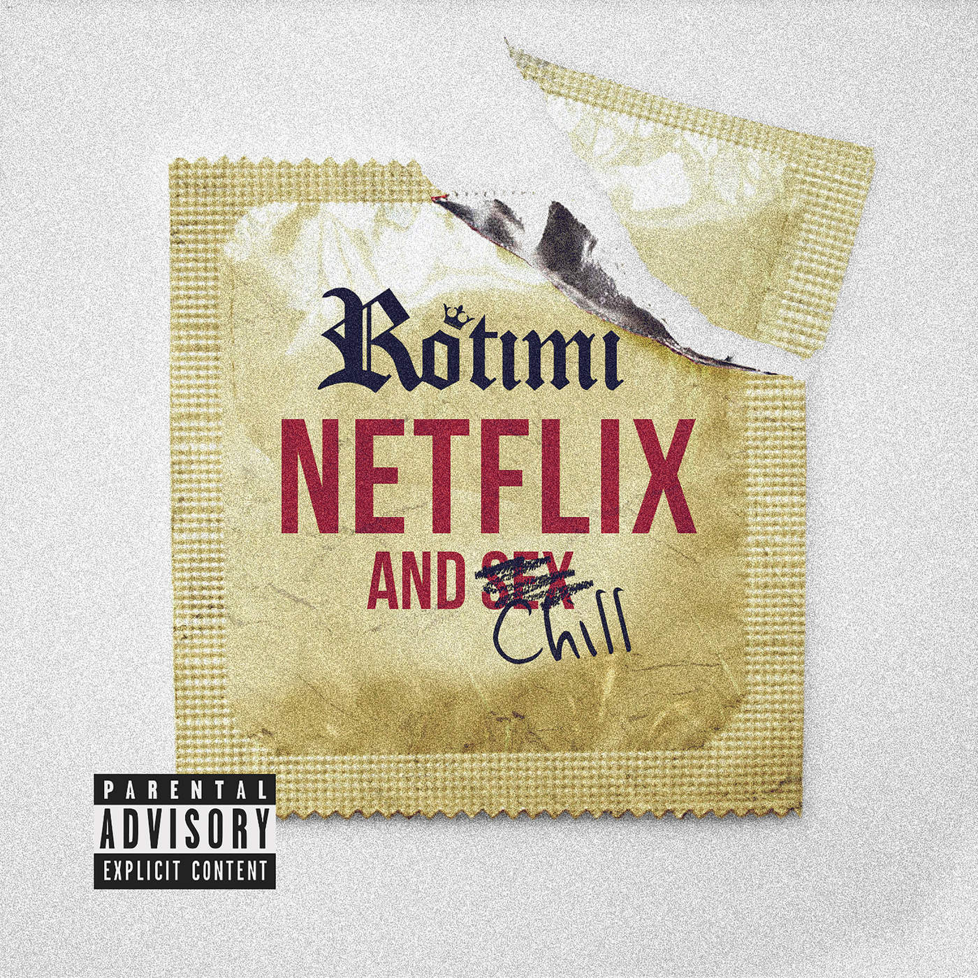 Rotimi - Netflix and Chill - Single Cover