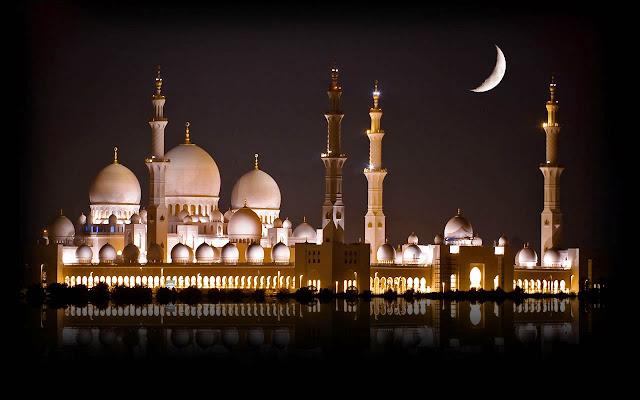 Salah Satu Masjid Di Malaysia Tangga Ketiga Tercantik Di Dunia Oh Media