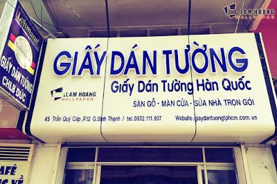 Giay dan tuong tp hcm