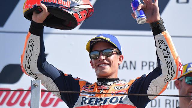 Marquez Dikaitkan Dengan KTM Karena Kedekatannya Dengan Red Bul