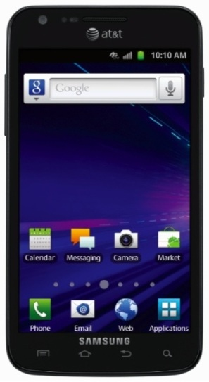 Samsung Galaxy S II Skyrocket receives Android 4.0 Ice Cream Sandwich update