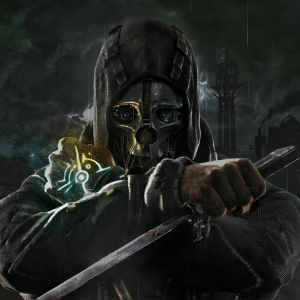 Dishonored - Corvo Wallpaper Engine