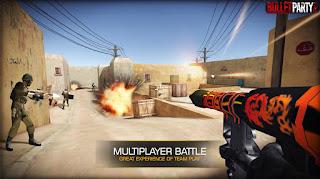 Bullet Party CS 2 v1.2.1 Mod