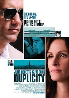 Duplicity (2009) สายลับคู่พิฆาต หักเหลี่ยมจารกรรม