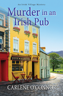murder in an irish pub cover