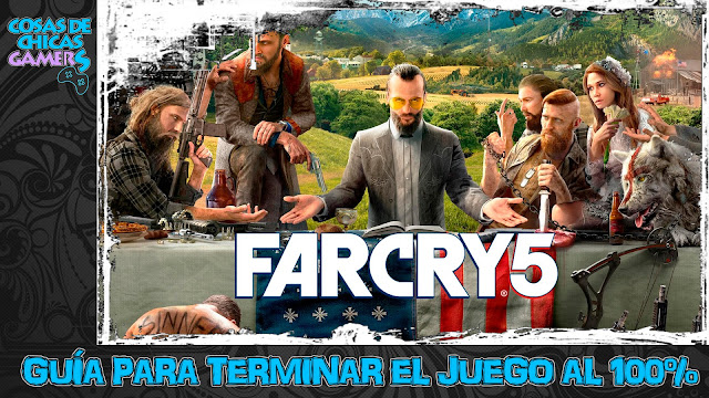 Guía Far Cry 5