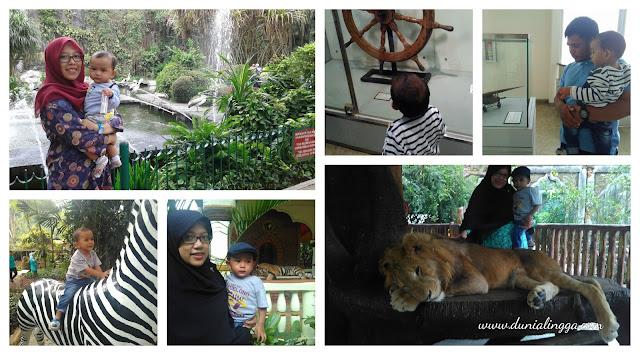 liburan ke tempat yang child friendly bisa menambah keceriaan si kecil. Juga menambah wawasannya
