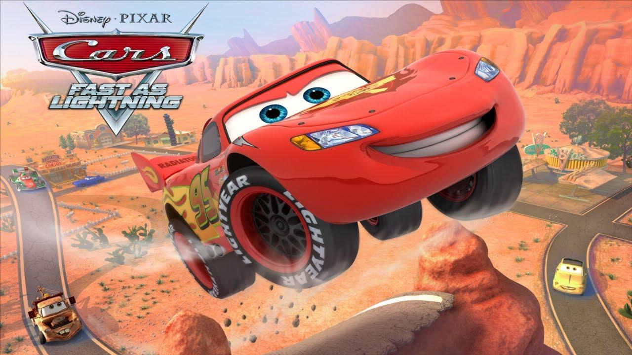 Cars Fast As Lightning Mod Apk Unlimited Gold And Gems Data V1 3 4d Apk Mod