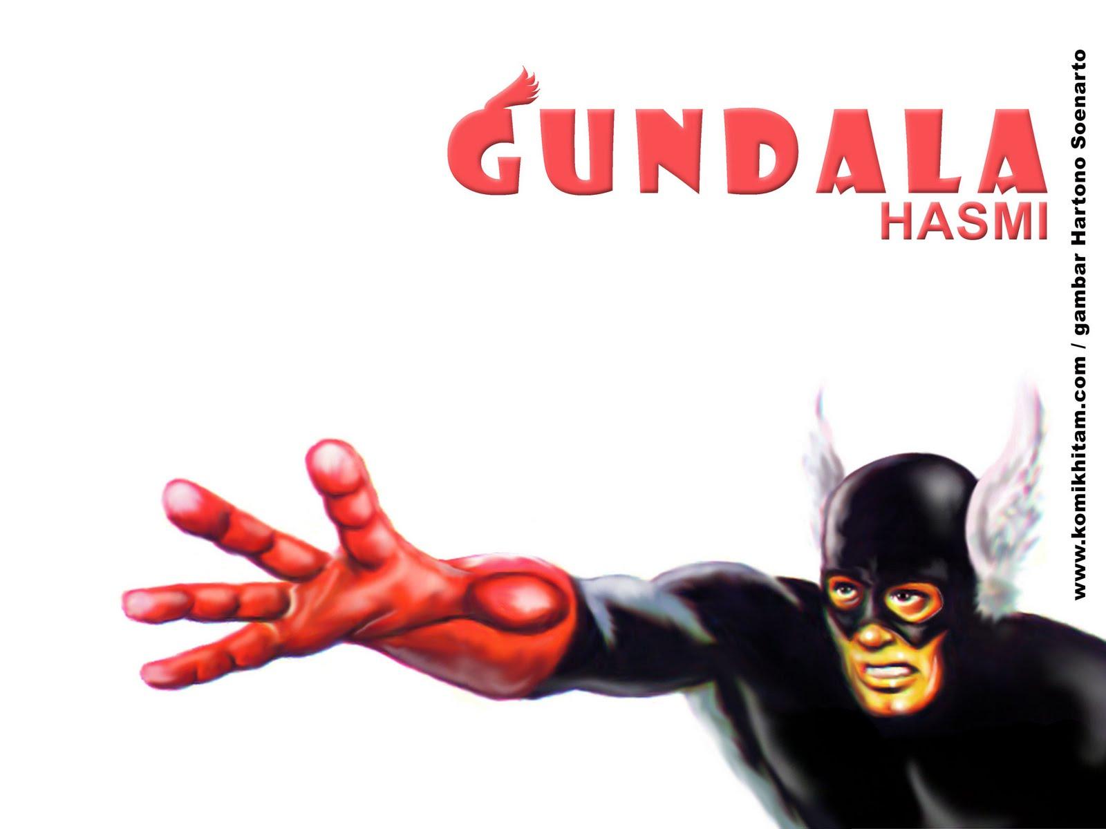 SuperHero Mania: Gundala, Godam, Aquanus, dan superhero ...