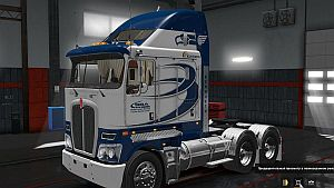SBA Paintjob for Kenworth K200