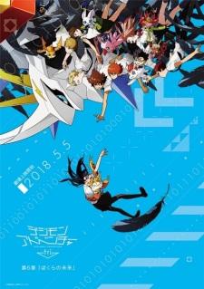 Digimon Adventure tri. 6: Bokura no Mirai Batch Sub Indo