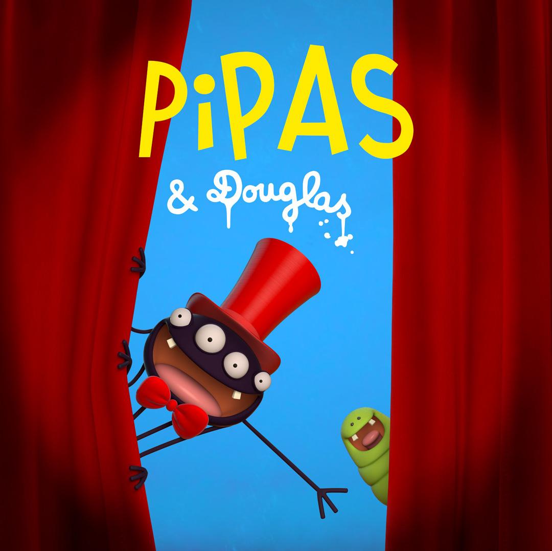 Pipas  a  Douglas  / Pipas  et  Douglas (2017)