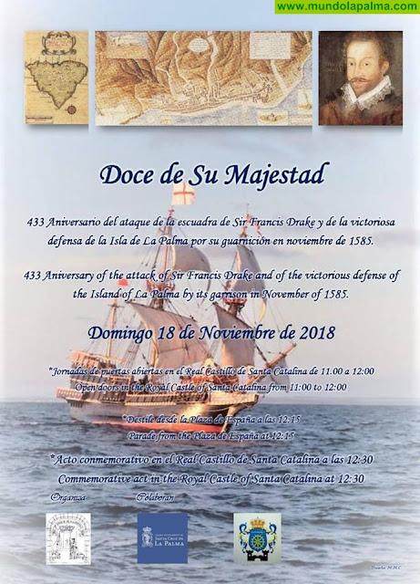 433 Aniversario de la Victoria Sobre Francis Drake