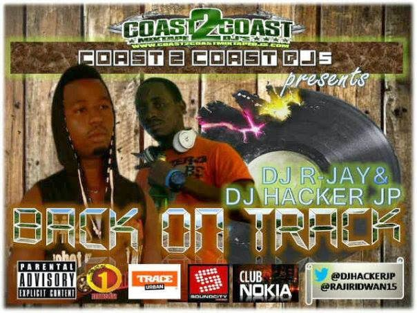 Mixtape: DJ R-Jay & DJ Hacker Jp - Back On Track @RajiRidwan15 @DJHackerJp via @NAIJAMUSICCITY