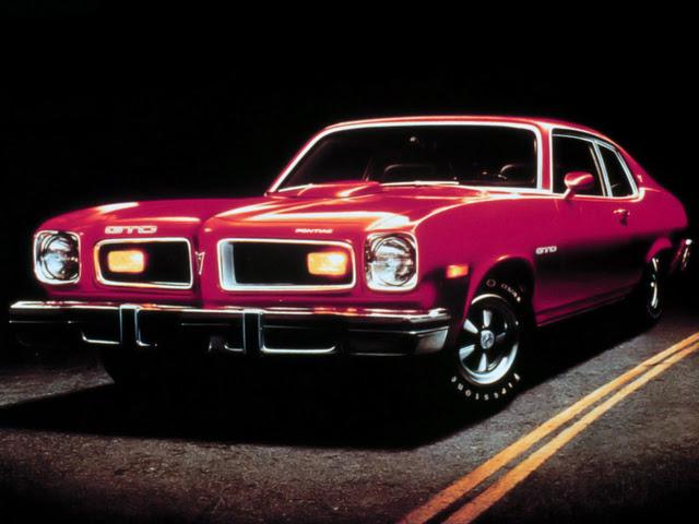 Pontiac Ventura Custom GTO Coupe