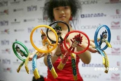 Uñas decoradas al estilo Japón