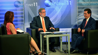 VIDEO: El próximo gobierno de Danilo Medina será el más legítimo de la historia dominicana
