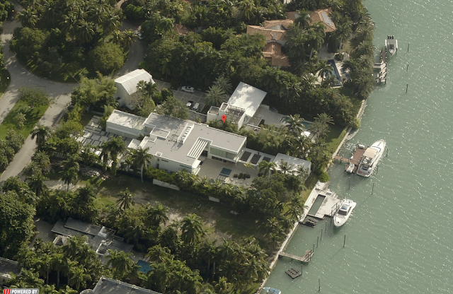 Emilio Azcárraga creó empresa fantasma para comprar mansión en Miami