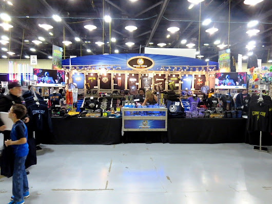 Convention Spotlight: Wizard World Tulsa - Day One ~ SugarSkull Industries