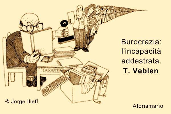 Risultati immagini per burocrate fila timbro