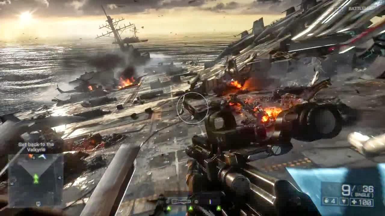 Serial key for Battlefield 4