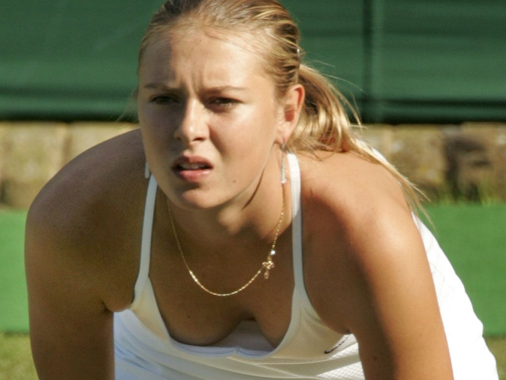 What, look maria sharapova hot boobes photos opinion you