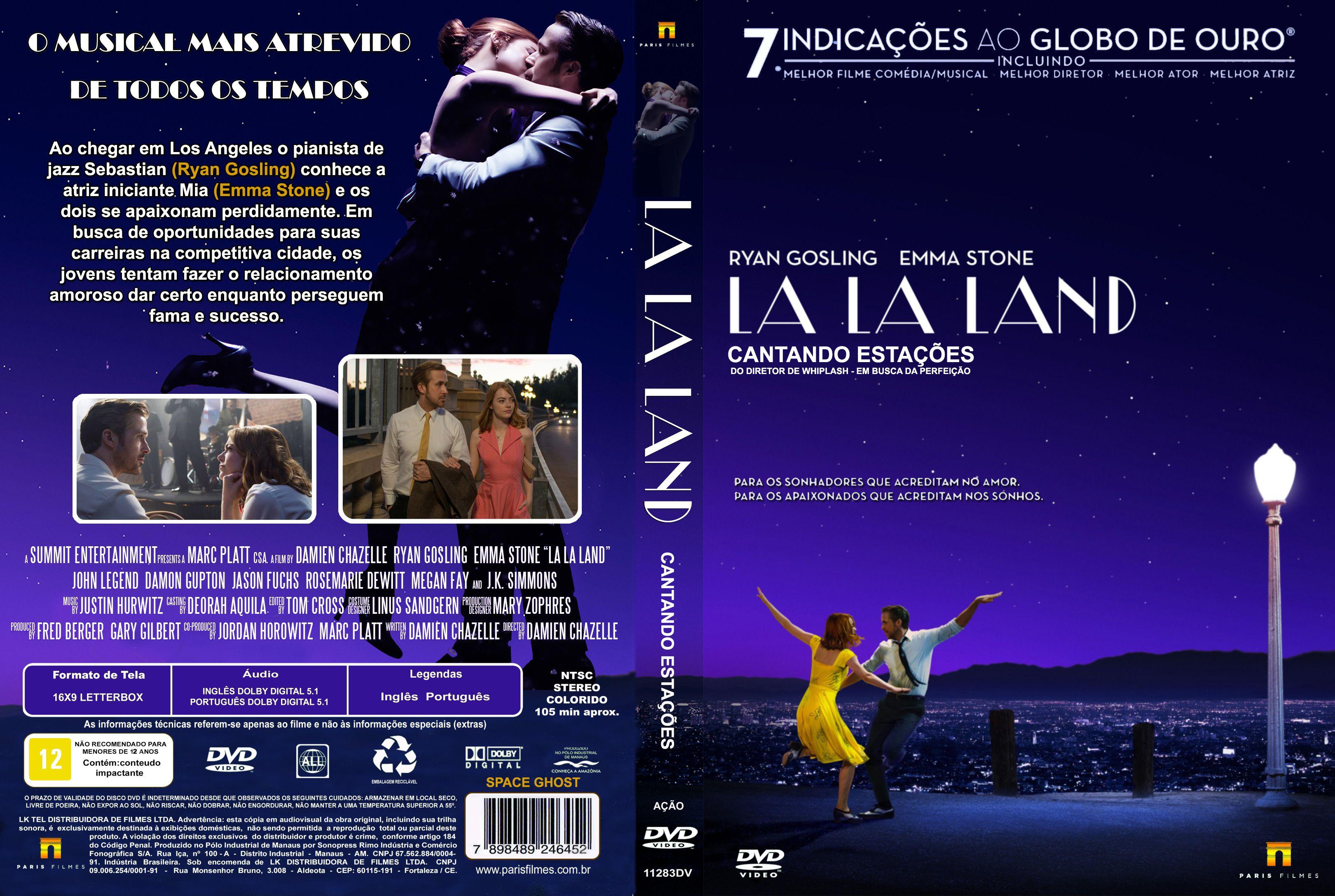 La la land dvd r oficial - La la land download ...
