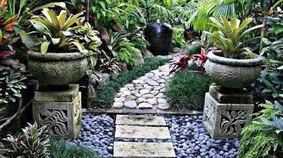 Batu Alam untuk Desain Rumah Minimalis Asri, Sederhana, dan Indah