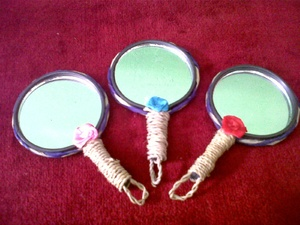 souvenir cermin gagang, souvenir cermin murah, souvenir cermin harga 1000, souvenir cermin unik,